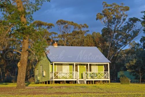 Numbat cottage at Dryandra