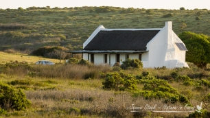 Abrahamskraal cottage in West Coast National Park