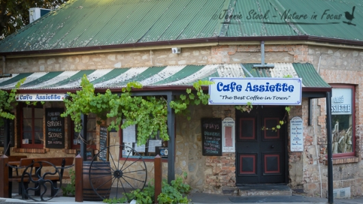 Hahndorf cafe