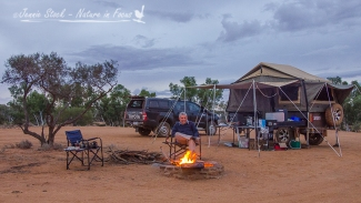 River Campsite at Wooleen Station
