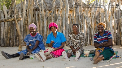 The very friendly Ongula ladies